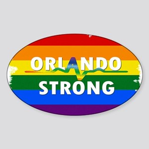 Orlando Strong Pulse Sticker
