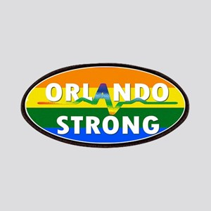 Orlando Strong Pulse Patch