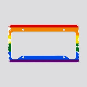 Orlando Strong Pulse License Plate Holder