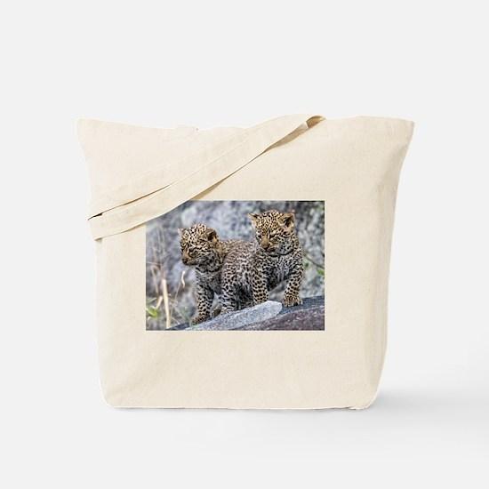 Cute Leopard Tote Bag