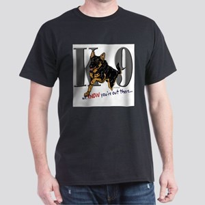 German Shepherd K-9 t-shirt #2 T-Shirt