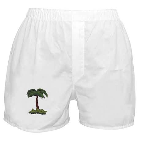 PalmTree T's Boxer Shorts