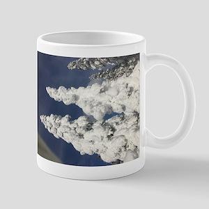 Yellowstone Snow Ghosts Mugs