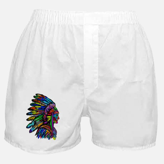 Funny Sioux Boxer Shorts
