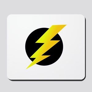 Lightning Bolt Mousepad