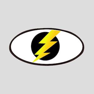 Lightning Bolt Patch