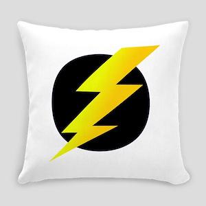 Lightning Bolt Everyday Pillow