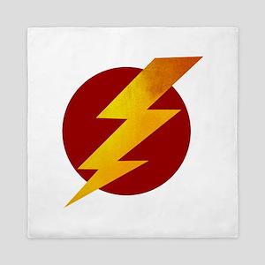 Lightning Bolt Queen Duvet
