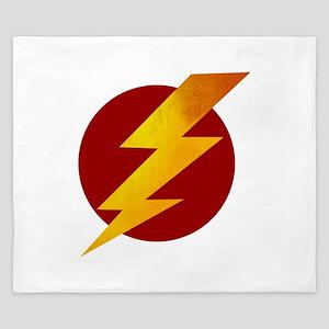 Lightning Bolt King Duvet