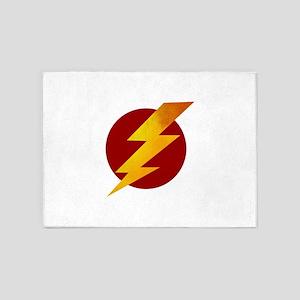 Lightning Bolt 5'x7'Area Rug