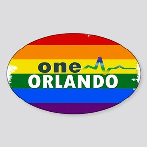 One Orlando Strong Pulse Sticker