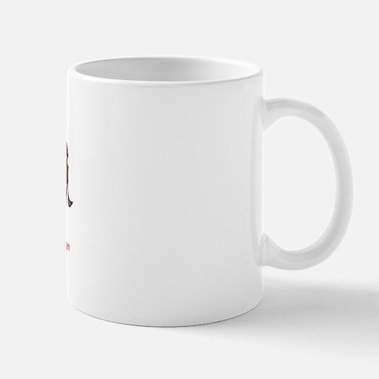 You're Swiss? Mug