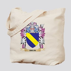 Bruin Coat of Arms (Family Crest) Tote Bag