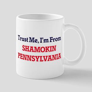 Trust Me, I'm from Shamokin Pennsylvania Mugs