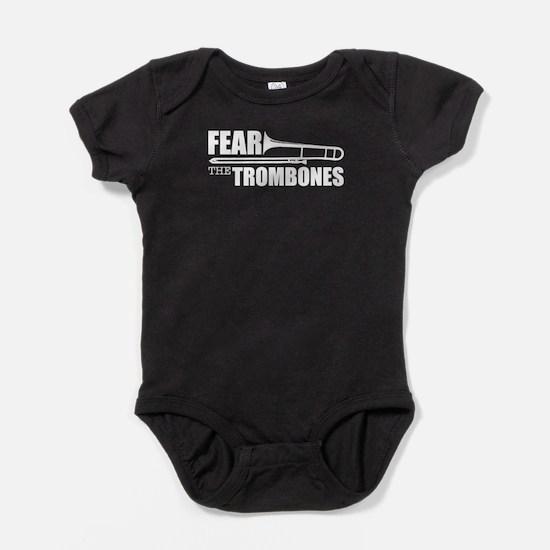 Fear The Trombones Baby Bodysuit