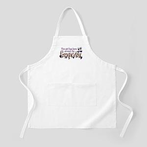 Grapevine BBQ Apron