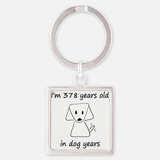 54 Dog Years 6-2 Keychains