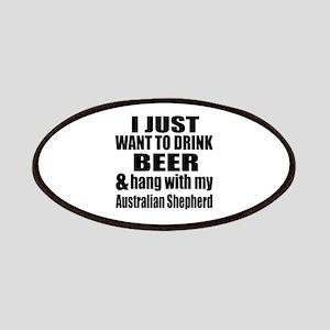 Hang With My Australian Shepherd Patch
