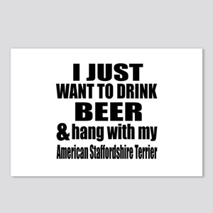 Hang With My American Sta Postcards (Package of 8)