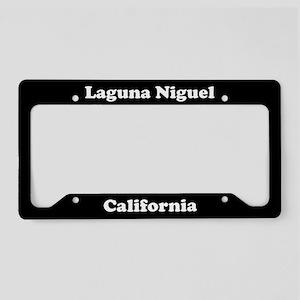 Laguna Niguel CA License Plate Holder