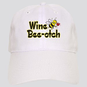 Wine Bee-Otch Cap