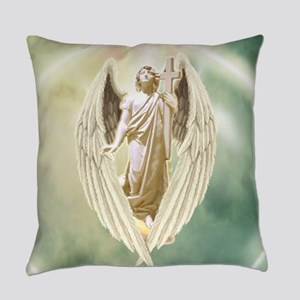 Angel Gabriel Everyday Pillow