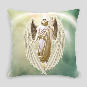 Angel Gabriel Everyday Pillow