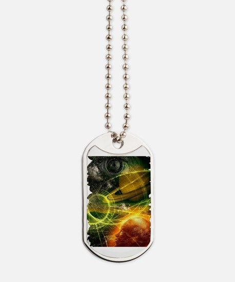 Cool Mind Dog Tags