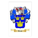 Warde Postcards (Package of 8)