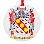 Wardall Round Ornament