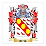 Wardall Square Car Magnet 3