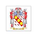 Wardall Square Sticker 3