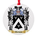 Warboys Round Ornament