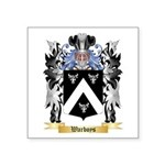 Warboys Square Sticker 3