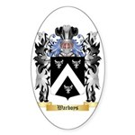 Warboys Sticker (Oval 50 pk)