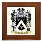 Warboys Framed Tile