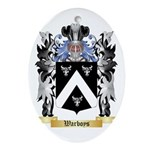 Warboys Oval Ornament