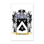 Warboise 20x12 Wall Decal