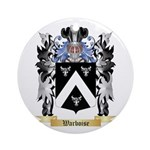 Warboise Round Ornament