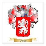 Wanler Square Car Magnet 3