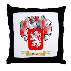 Wanler Throw Pillow