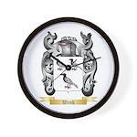 Wank Wall Clock