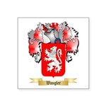 Wangler Square Sticker 3