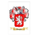 Wangler Postcards (Package of 8)