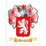 Wangler Small Poster
