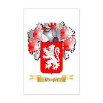 Wangler Mini Poster Print