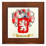 Wangler Framed Tile