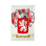 Wanger Rectangle Magnet (100 pack)