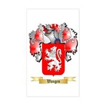 Wangen Sticker (Rectangle)