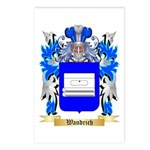 Wandrich Postcards (Package of 8)